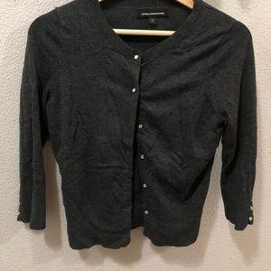 Express cardigan grey